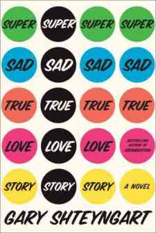 super sad true love story cover