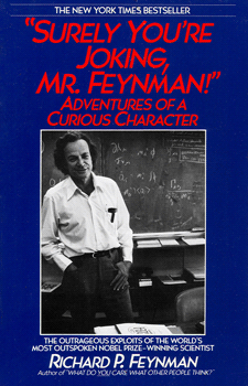 """Surely You're Joking, Mr. Feynman!"" cover"
