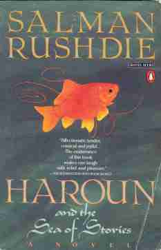Image result for haroun and the sea of stories